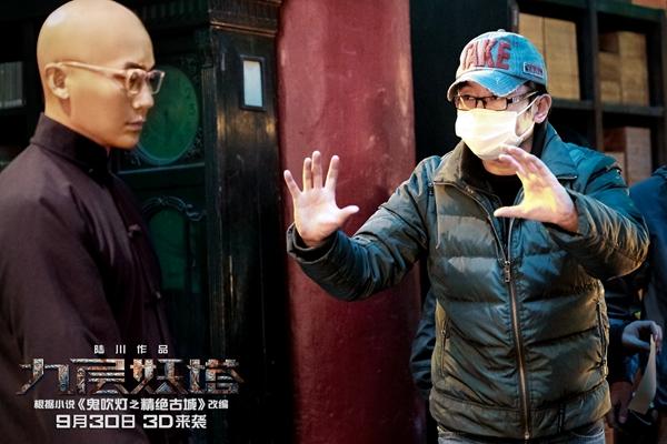 《九层妖塔》曝主题曲《恶魔》打造华语电影高规格mv
